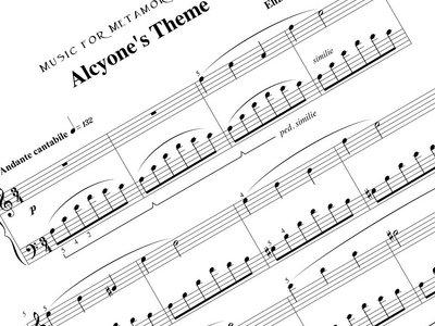 Music for Metamorphoses Sheet Music main photo