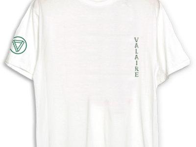 Valaire - T-shirt original white main photo