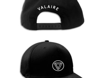 Valaire - Snapback Cap Black main photo
