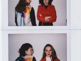 Ready to Climb - EP auf Polaroid photo