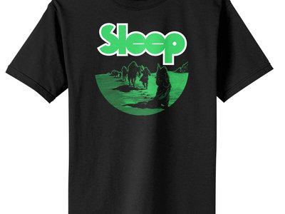Sleep - Dopesmoker Shirt (Black) main photo