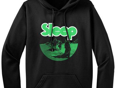 Sleep - Dopesmoker Hoody (Black) main photo