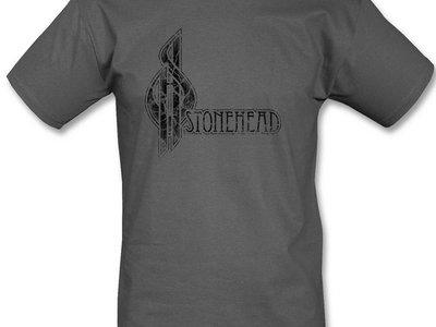 Shirt - Logo - men - anthrazit main photo