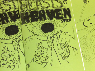 Beasts Of Heaven #7 main photo