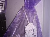 Peace & Harmony (penny royal) + crow bell + quartz + mojo bag photo