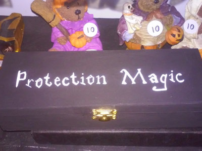 Protection Magic main photo