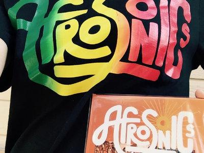 T-shirt CD package main photo