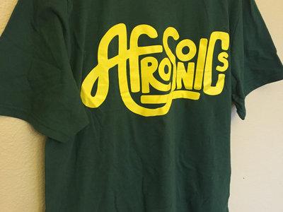 Green T, Yellow logo main photo