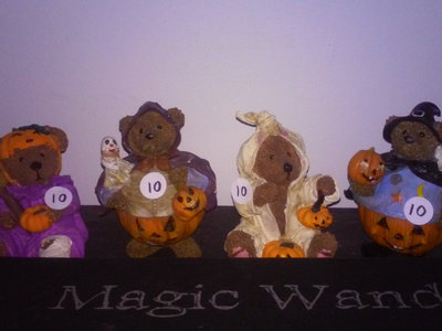 Hallowe'en Teddy Bear Statues main photo