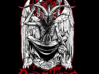 Jon Zig Grinder Baphomet T-Shirt main photo