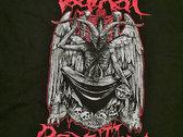 Jon Zig Grinder Baphomet T-Shirt photo