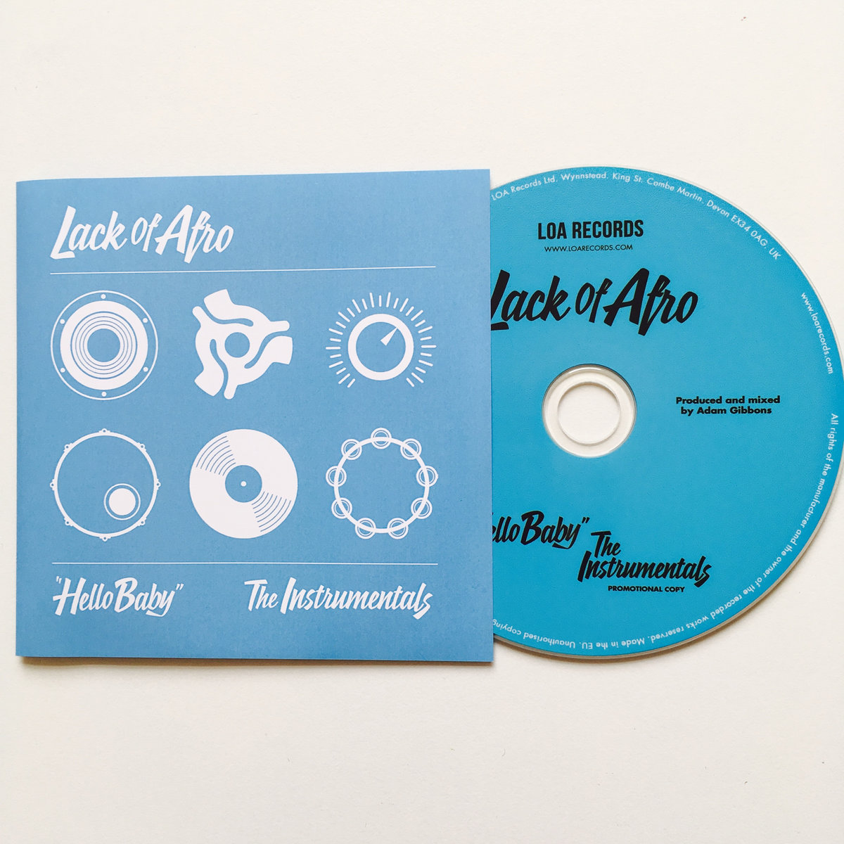 Hello Baby: The Instrumentals | Lack of Afro