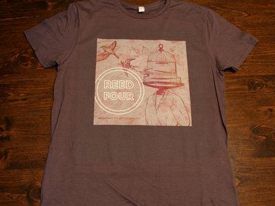 Charcoal Grey B2B Album Cover T-shirt main photo