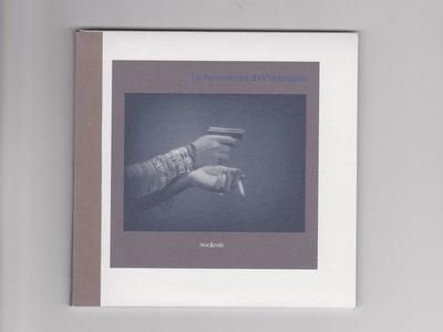 """AMOK084 - mic&rob - """"La Persistenza dell'Imbroglio"""" CD main photo"""