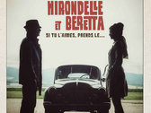 Hirondelle & Beretta / Poster 60x80 - free shipping photo