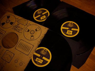 "Violinbwoy series - 3x 12"" Vinyl 'full support' BUNDLE - LIONSCHOICEV00-03 main photo"