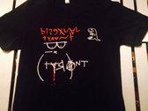Bi Tyrant T-shirt photo