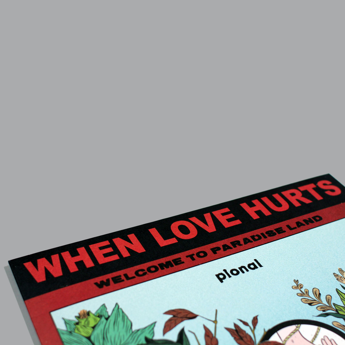 When Love Hurts Pional