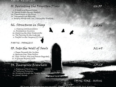Conceptual Cover Art (all 3 parts) main photo