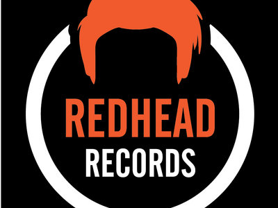 Red Head Records Logo Shirt with CD main photo