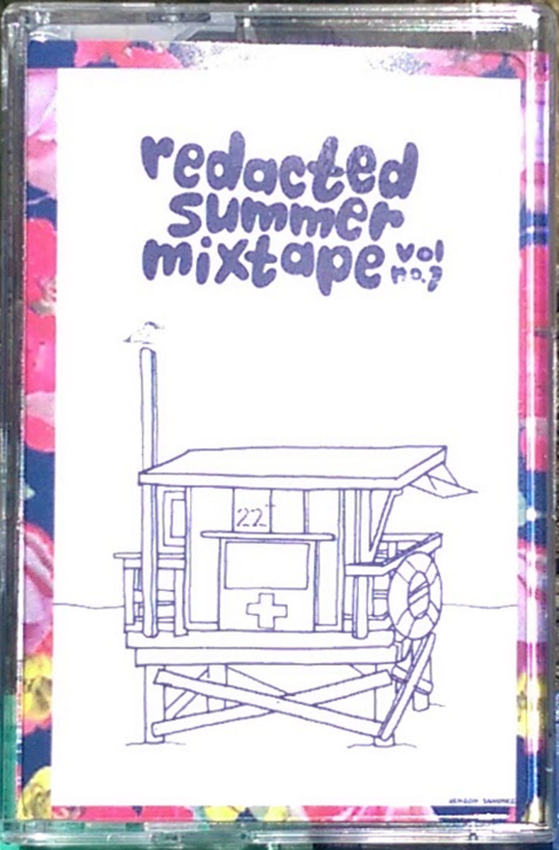 Redacted Summer Mixtape Volume 1   Old Press Records