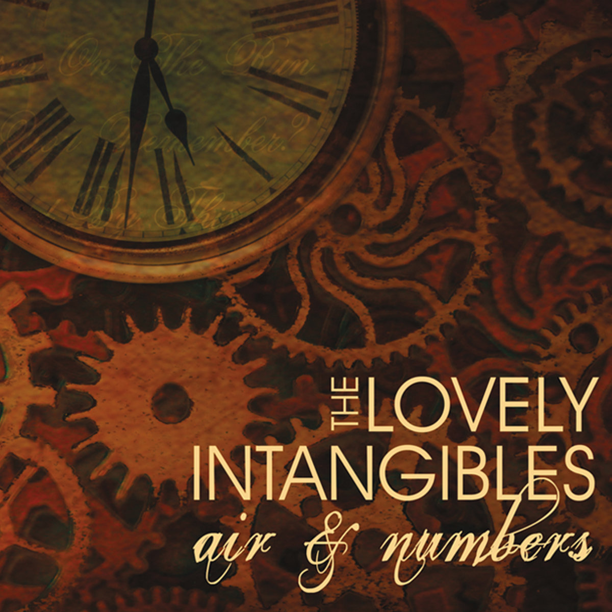 Resultado de imagen de the lovely intangibles air and numbers