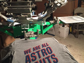 "We Are All Astronauts ""Statement"" T-shirt photo"