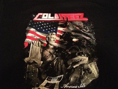 """Coldsteel 2013 """"Rise Tour"""" T-Shirt main photo"""