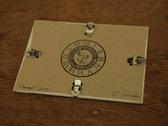 "Music Box Punch Card Fragment ""Vleurgat"" II photo"