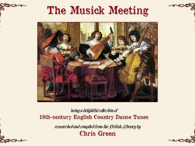 """The Musick Meeting"" - Book main photo"