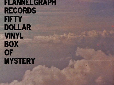 The Flannelgraph Records Fifty Dollar Box of Mystery main photo