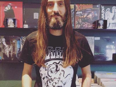 Medusa Shirt Black (black) main photo