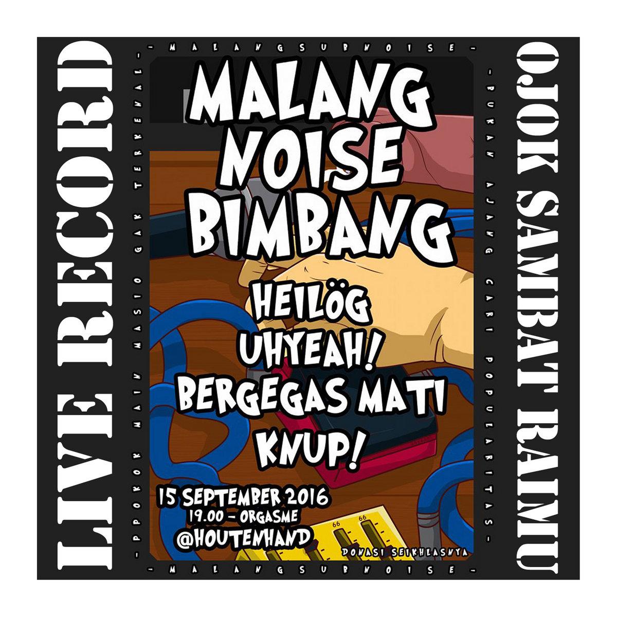 Malang Noise Bimbang V A Attenuation Circuit