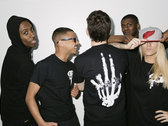 t q d hat + Gun Finger T Shirt Combo photo
