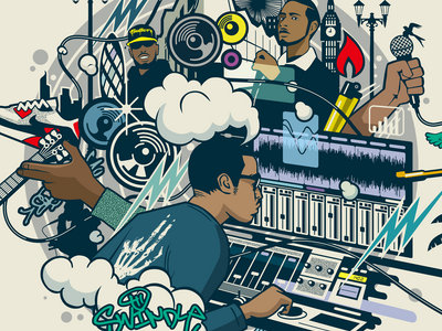 Swindle - Funk & Grime Vinyl main photo