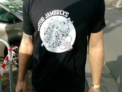 T-shirt Pieuvre par Julien/CDM main photo