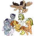 Przewalski's Ponies image
