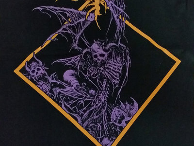 Void Demons Purple/Gold T-Shirt main photo