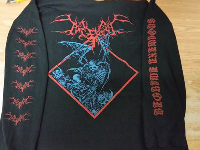 Void Demons Red/Blue Long Sleeve main photo