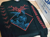 Void Demons Red/Blue Long Sleeve photo
