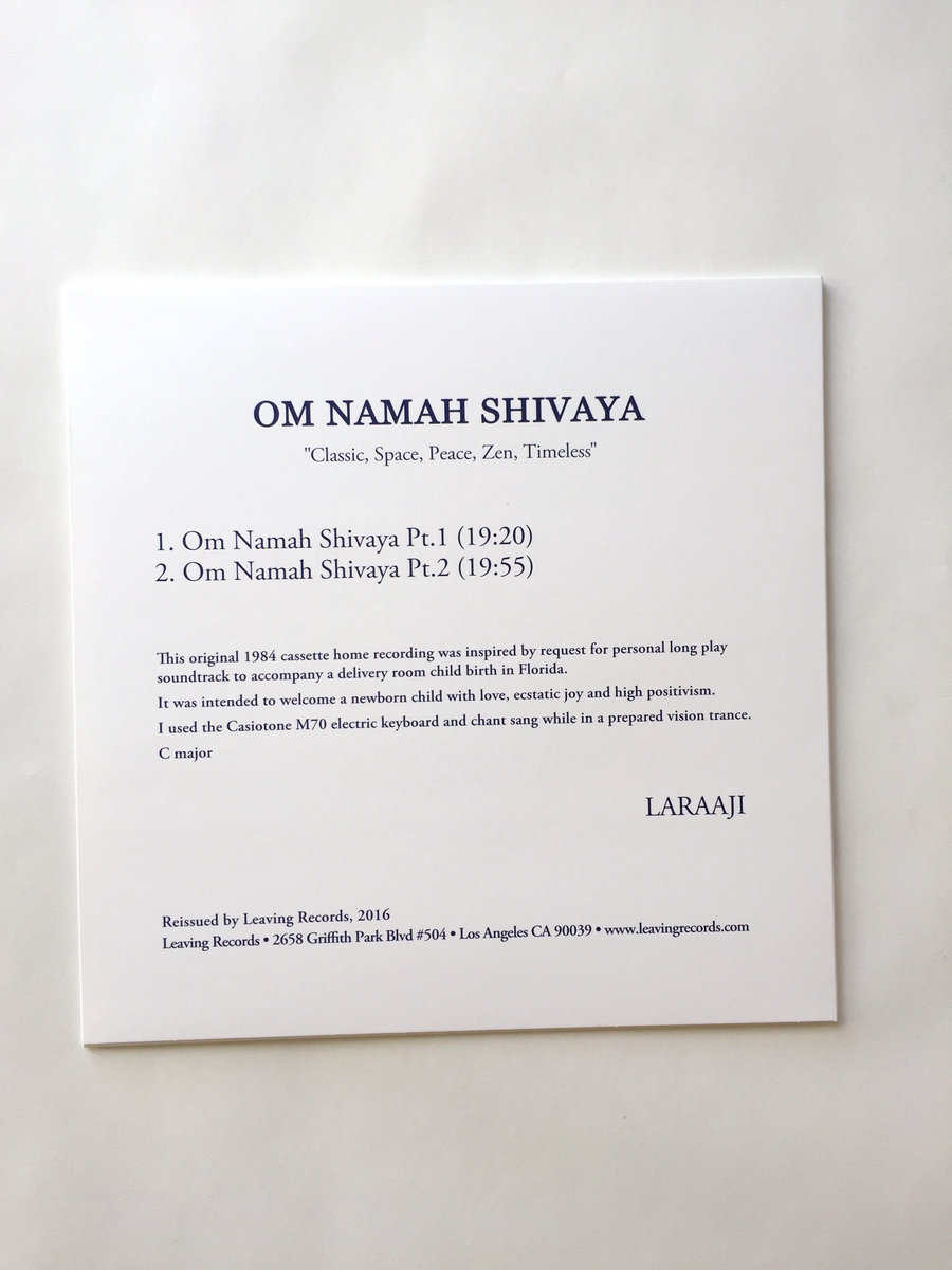 Om namah shivayah be still and glow leaving records includes unlimited streaming of om namah shivayah be still and glow via the free bandcamp app plus high quality download in mp3 biocorpaavc Gallery