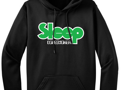 Sleep - Dopesmoker Logo Hoodie main photo