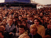 Crazyhead Live at Reading Festival 1989 photo