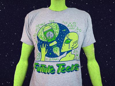 Sad Alien T-Shirt main photo