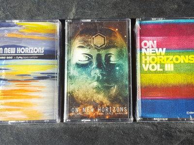 On New Horizons Vol I, II & III Bundle main photo