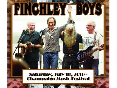 Finchley Boys Live at The Champaign Music Festival, July 10, 2010 main photo