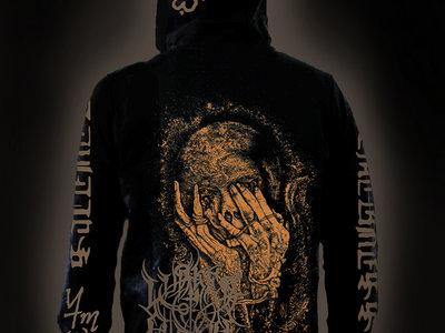 Lurker of Chalice Zip Hooded Sweatshirt - Art by STV main photo