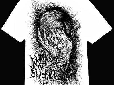 Lurker of Chalice White T shirt - Art by STV main photo