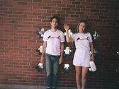 Roses & Olde English T-Shirt photo