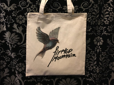 Tote Bag - Quijote Bird design main photo
